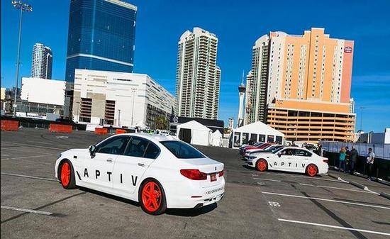 安波福与Lyft联合投放自动驾驶车辆