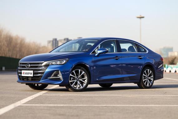SCA 2020十佳车型奖 广汽传祺 全新GA6