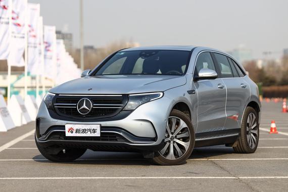 SCA 2020新锐豪华SUV奖 梅赛德斯-奔驰EQC