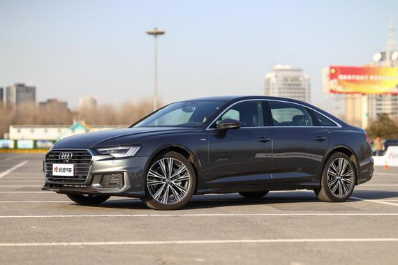 SCA 2020十佳车型奖 一汽-大众奥迪A6L