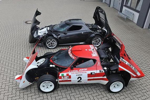 《赛博朋克2077》的基本车型和原型在此 拿走不谢