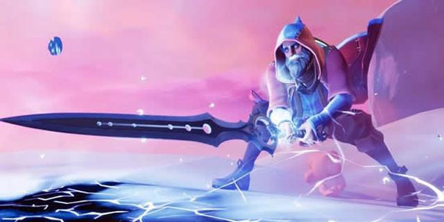 "Epic从《堡垒之夜》中移除""无尽之剑"""