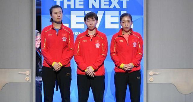 世乒赛女团中国3-1日本夺4连冠
