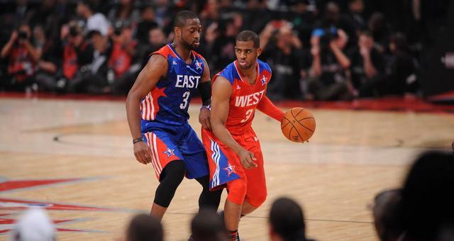 这些NBA球星打球其实跟你一个水平!