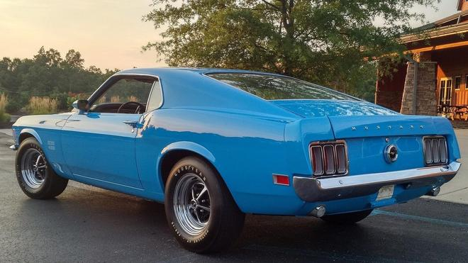1970年款福特Mustang Boss 429 Fastback