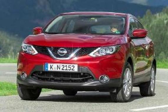 欧洲人青睐的25款紧凑型SUV 9月销量日产超越大众