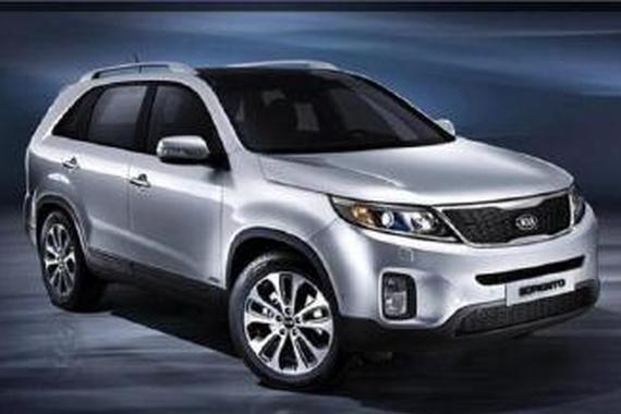 全新7座SUV 东风悦达起亚KX7广州车展首发