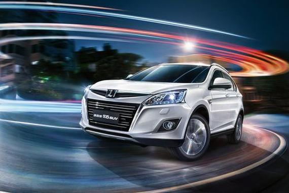 搭1.6T发动机 纳智捷新小型SUV明年发布
