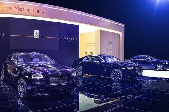 劳斯莱斯将推全路况新车,明年发布第八代幻影