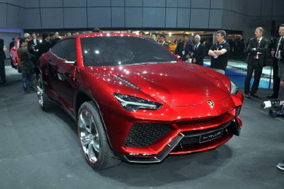 兰博基尼SUV Urus将开售,暂定2018年,中国或同步
