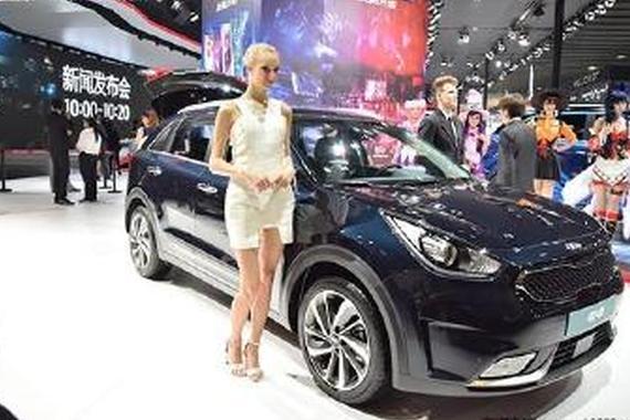 广州车展上这些新能源汽车最装!