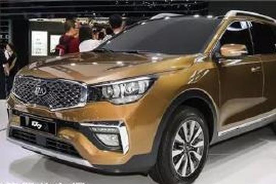 为了对抗汉兰达 起亚针对中国造了款中型SUV!