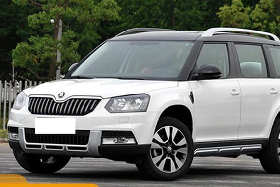 最低不过10万 这三台合资SUV个性漂亮又省心