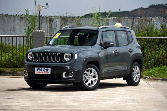 购置税厂家补2.5% Jeep自由侠优惠新政