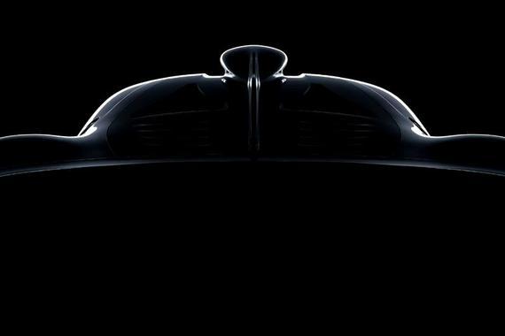 视频:奔驰AMG顶级超跑定名Project One