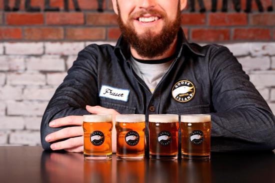鹅岛精酿啤酒吧带来最优质的精酿作品