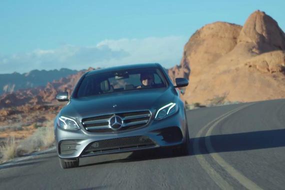 视频:奔驰发布远景:将关注驾驶员的健康