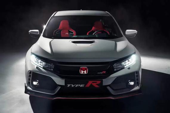 视频:新思域Type R正式亮相,最速前驱车