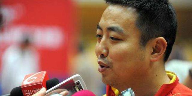 刘国梁确定卸任 将继续下个中国梦