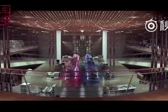 视频:让人叹服,最新奥迪R8创意短片!