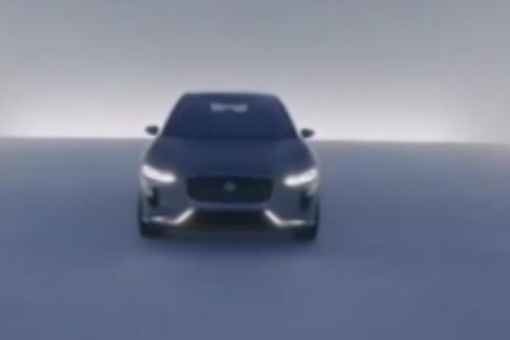 视频:捷豹纯电SUV,特斯拉这次有对手了