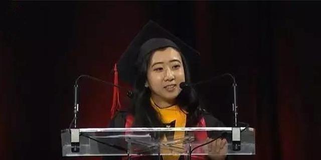中国留学生演讲:美国空气又甜又鲜