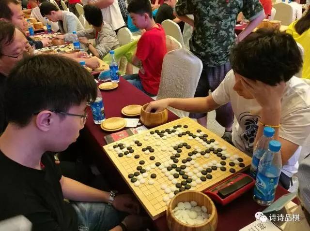 苏广悦与王琛的焦点战