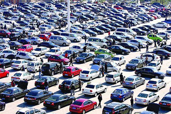上半年单月库存指数均高于警戒线 汽车经销商经营压力加大