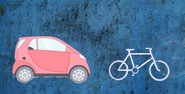 跟着单车走 汽车共享路越走越懵?