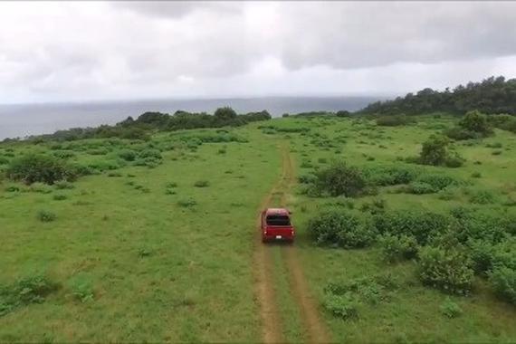 视频:丰田坦途TRD PRO VS 丰田塔科马TRD