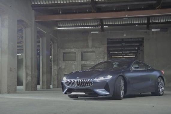 视频:宝马BMW8系官方发布