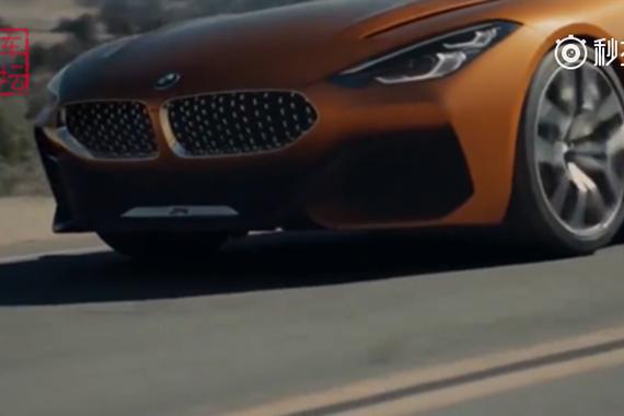 宝马Z4 vs 新奔驰AMG GT