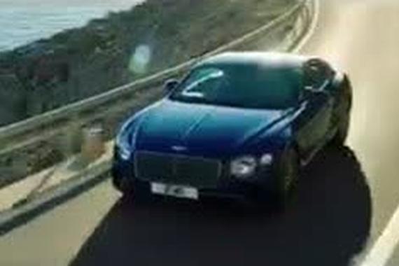 全新一代宾利欧陆GT发布