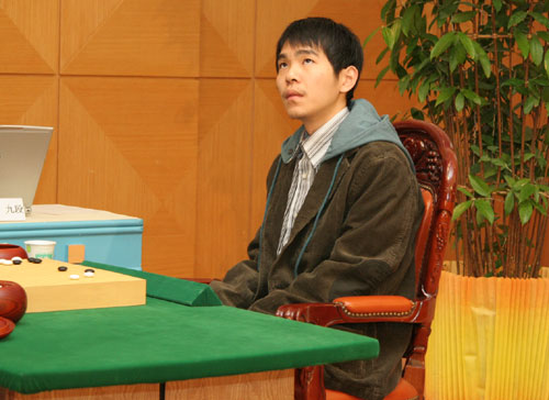 回眸中国围棋:2005一战绝世 罗洗河千里走单骑