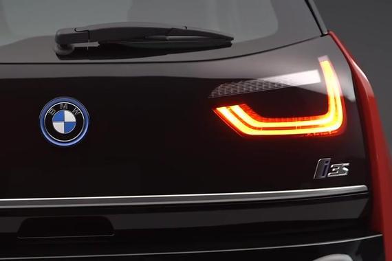 全新改款宝马BMW i3s展示