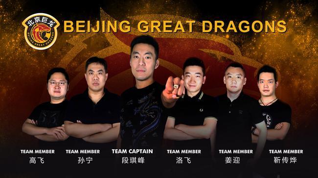 北京巨龙战队