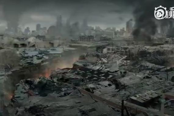 视频:创意广告:世界末日的雪佛兰皮卡秒变诺亚方