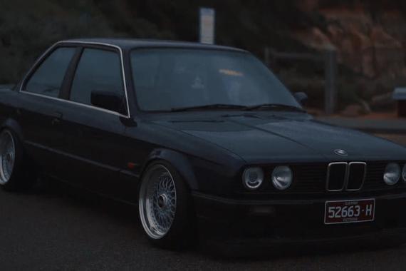 视频:经典宝马 BMW E30 唯美大片欣赏!