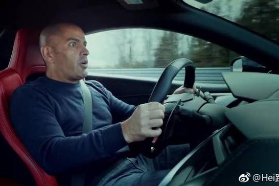 视频:【Top Gear】本田NSX