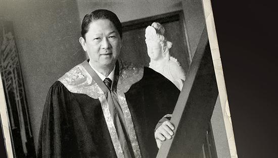 马临教授。 香港中文大学官网 材料图