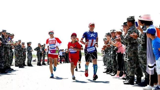 秒杀北马上马 这可能是全国体验最好的马拉松!