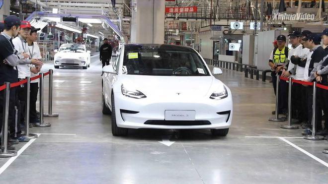 国产Model 3标准续航版将配无钴磷酸铁锂电池 或10月1日宣布