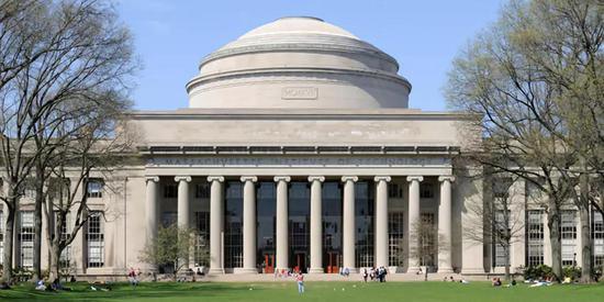 麻省理工学院 / 图片来源:互联网