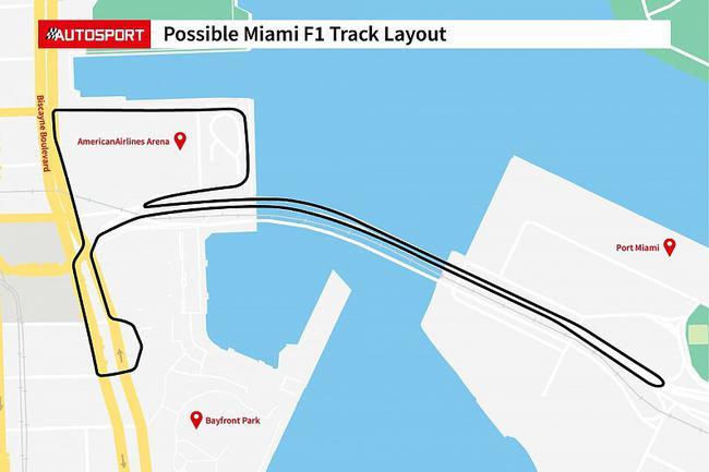 迈阿密市政府批准2019年F1街道赛提议