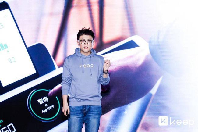 Keep CEO王宁先生
