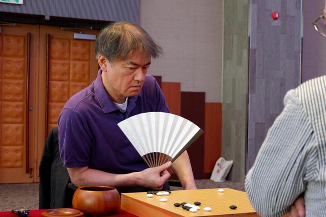 日本棋手依田纪基晋级四强