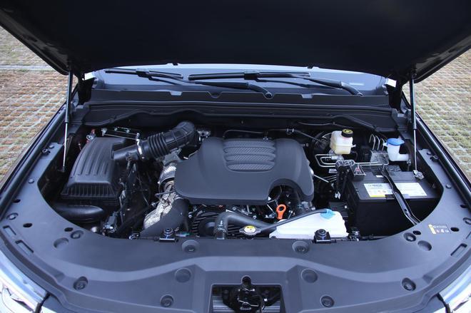 售11.78万元起 长城炮柴油8AT版本正式上市