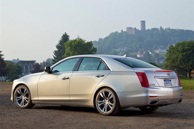上汽通用汽车销售有限公司召回部分进口凯迪拉克CTS