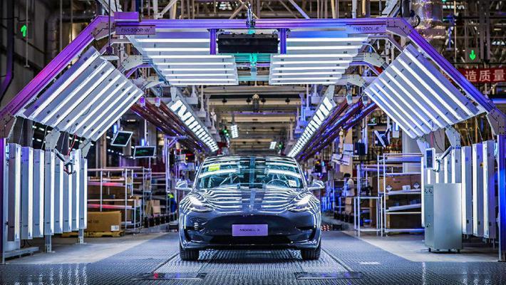 国产版Model 3将于1月7日正式交付给消费者