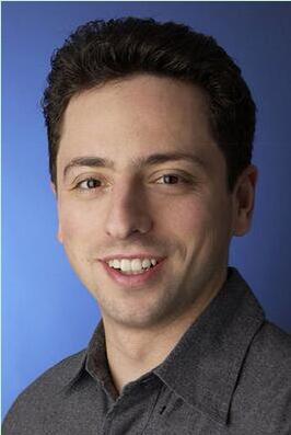 Google公司联合创始人之一谢尔盖•布林